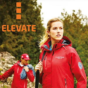 Elevate Catalogue Cover