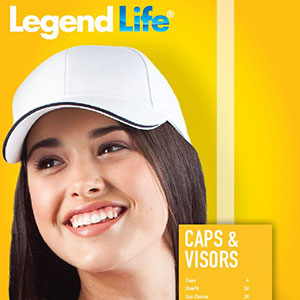 Legend Life Caps