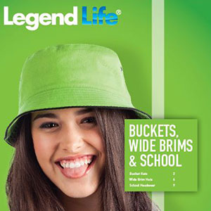 Legend Life Hats